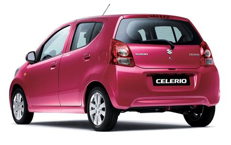 Suzuki Car 2014 2014 Suzuki Celerio Review Prices Specs