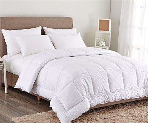 white down alternative comforter queen puredown white down alternative comforter duvet insert