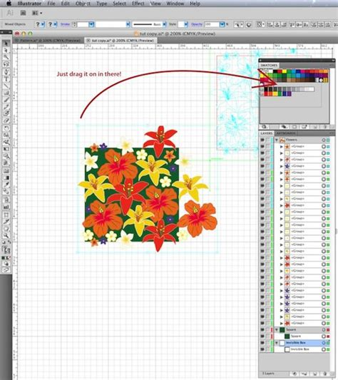 how to scale pattern swatches in illustrator pinterest the world s catalog of ideas