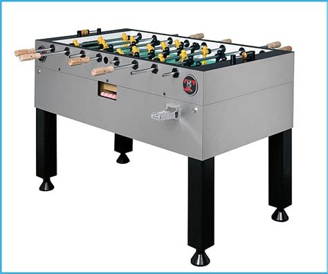 Foosball Table Price by What You Need To When Buying Foosball Tables Used