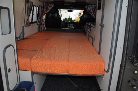 camping interior  portal hub pinzgauers haflingers volvo