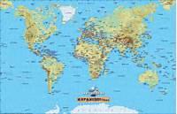 Mapamundi  Mapas Del Mundo Y Mucho M&225s Enero 2012