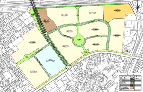 layout plan of town panasonic accenture partner on smart city in fujisawa