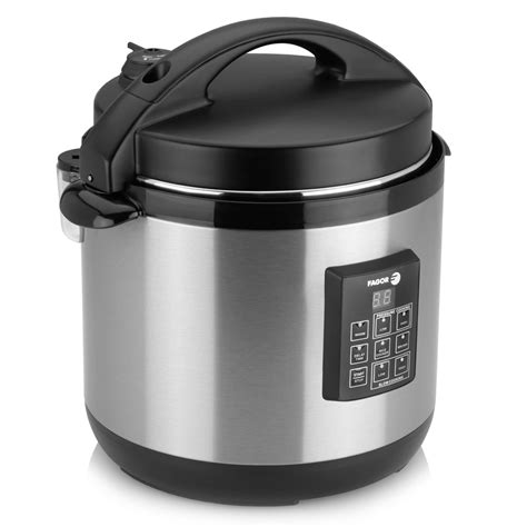 Electric Multi Cooker Aowa fagor stainless steel electric multi cooker 6 quart cutlery and more