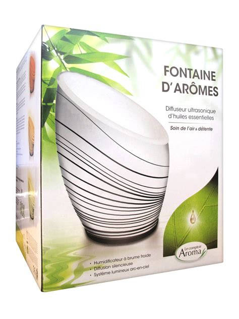 Comptoire Aroma by Le Comptoir Aroma Fontaine D Ar 244 Mes Diffuseur Ultrasonique