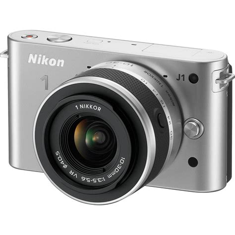 nikon 1 j1 mirrorless nikon 1 j1 mirrorless digital with 10 30mm vr zoom