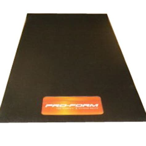 Proform Treadmill Mat by Pro Form 174 Treadmill Mat