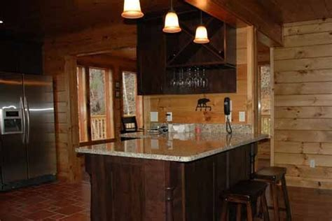 rocky top bar rocky top lodge a pigeon forge cabin rental