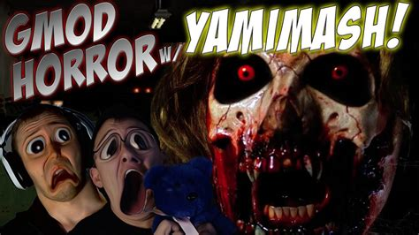 gmod horror maps gmod horror maps w yamimash actually kinda scary
