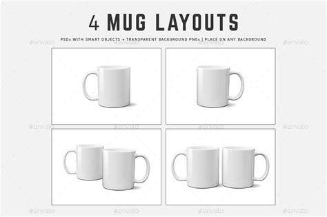 11 Oz Mug Mockup Templates By Ultimatemockups Graphicriver 11 Oz Mug Template Size