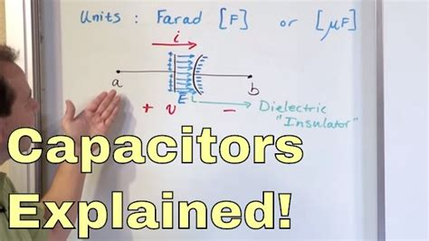 capacitors how they work what is a capacitor learn the physics of capacitors how they work basic electronics