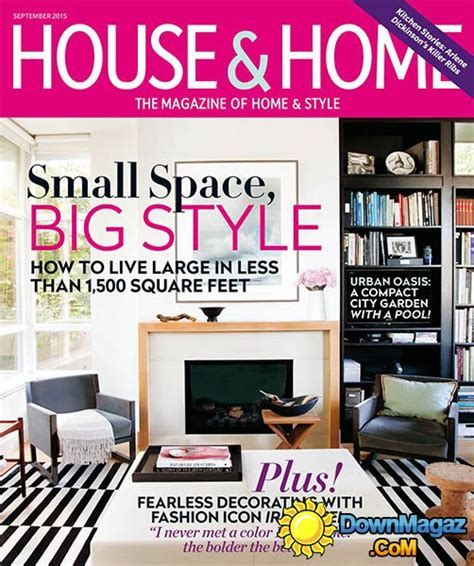 home design magazines usa house home usa september 2015 187 download pdf magazines