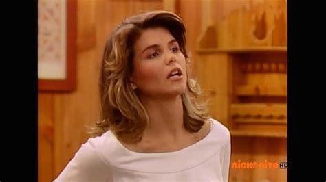becky on full house tbt 18 television moms we crushed on thunder treats