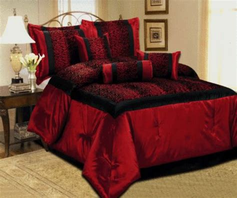 black and red comforter sets king best 10 red comforter ideas on pinterest red bedspread