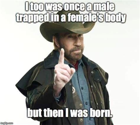 Transvestite Meme - chuck norris for the win with this hilarious politically