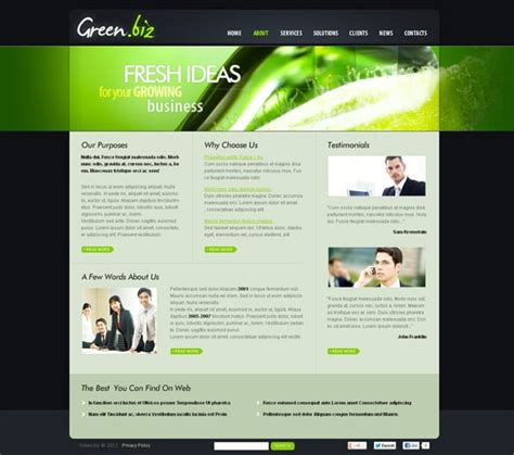 about us page template free a about us page what it is and how to create it right
