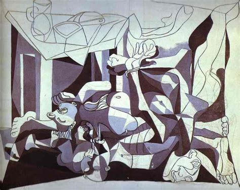 picasso paintings world war 2 pablo picasso the charnel house 1945