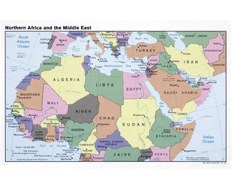 africa map middle east maps of africa africa maps collection of