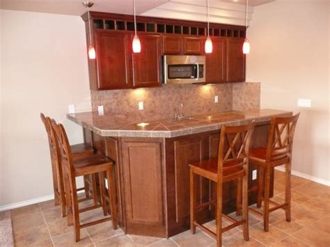basement finishing ideas how much does a bar cost