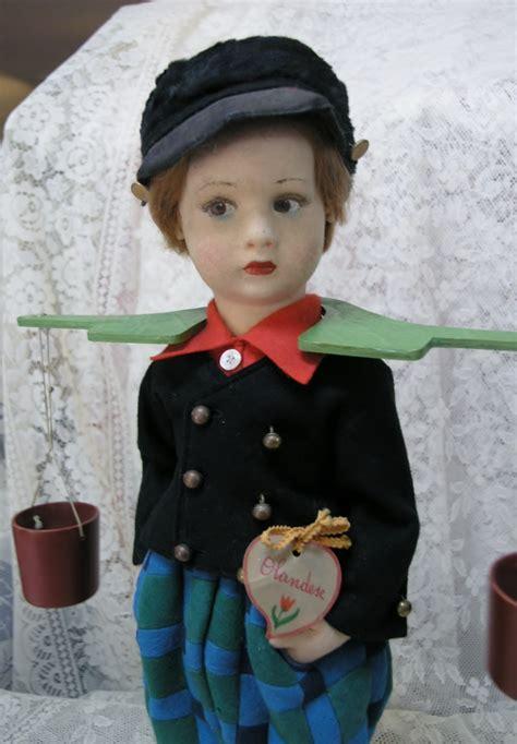 lenci boy doll lenci felt boy doll in traditional costume sold on