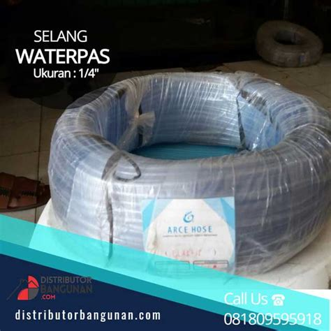 Selang Air Elastis selang elastis 1 4 waterpass distributor pipa pvc