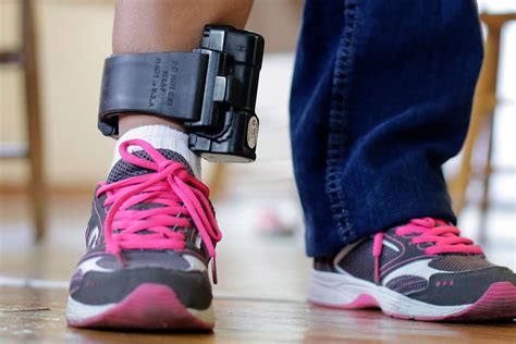 Use of Ankle Monitors Surges, but Effectiveness an Open