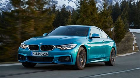 2017 bmw 4 series coupe review top gear
