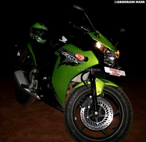 cbr 150r honda cbr 150r ride review price mileage