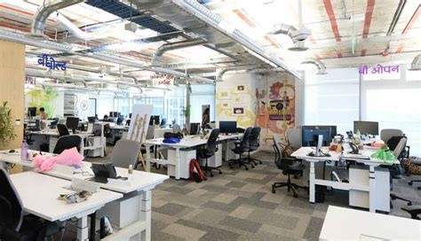 facebook s new cool office slide 1 in pictures facebook s new office in mumbai