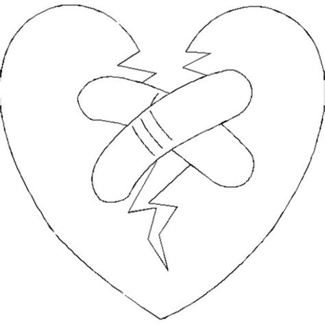 Broken Coloring Pages broken s coloring pages