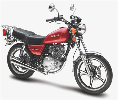 Suzuki Can Suzuki Gn125 Review And Opinion Better Than A Moped