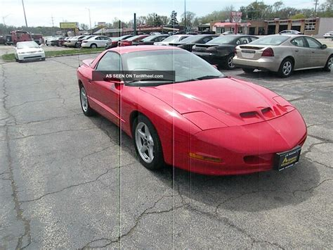 best car repair manuals 1996 pontiac firebird security system service manual 1996 pontiac firebird formula id 1636 1996 pontiac firebird formula ws6 6