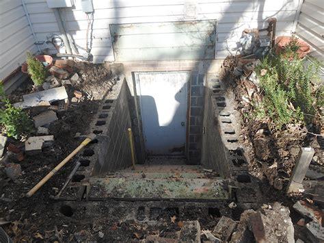 basement entry doors aquaguard waterproofing