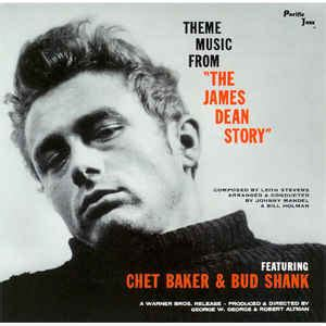 themes for story album chet baker and bud shank theme music from quot the james