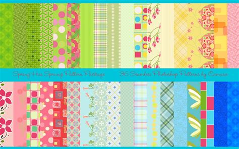 pattern design psd 10 spring psd patterns for free download 4over4 com