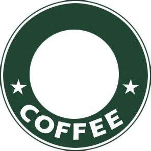 starbucks template cricut pinterest starbucks logo