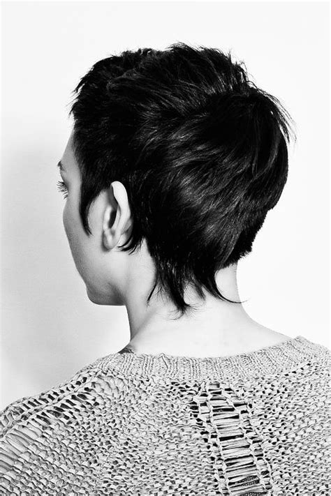 tumblr asymmetrical pixies lyrics asymmetric pixie haircut short and sweet pinterest