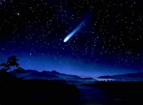 A Meteor Shower by Ritricks Meteor Showers