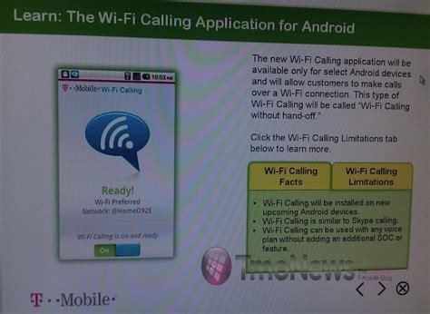 free wifi calling app for android t mobile g2 won t free tethering but may wifi calling android central