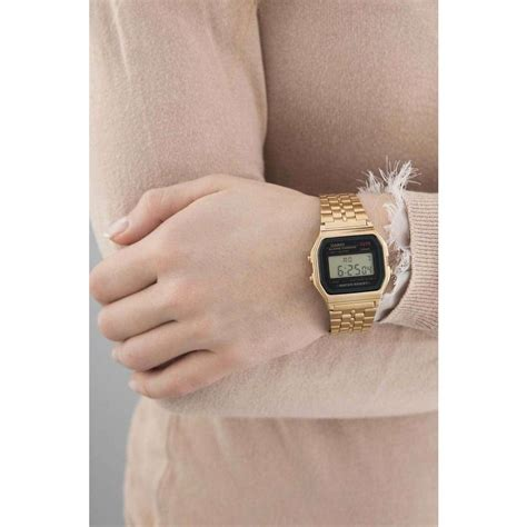 casio orologi donna orologio digitale donna casio casio collection a159wgea