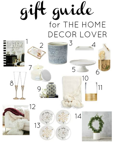 Haute Gift Guide For The Decorating by Gift Guide Tips Decor Gold Designs