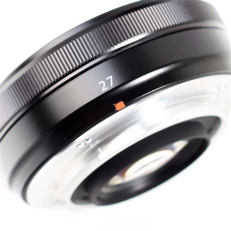 Fujinon Lens Xf 27mm F28r new fuji fujifilm fujinon xf 27mm f 2 8 lens black f2 8