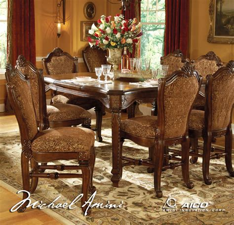 Aico Furniture Dining Room Sets by Aico Windsor Court Dining Room Collection