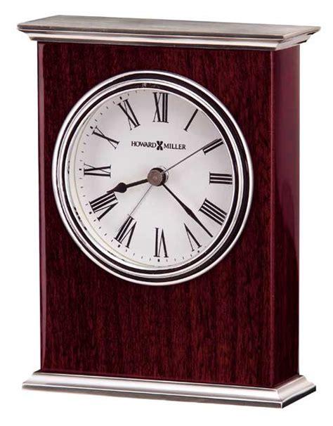 kentwood alarm table clock by howard miller alarm clocks