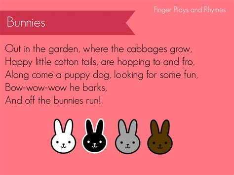 preschool songs fingerplays 17 best images about fingerplays on