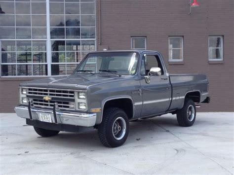 87 chevrolet truck for sale 1987 chevy custom deluxe for sale chevrolet c 10 c10