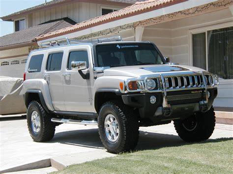 hummer h3 hummer h3 lifted blue image 194