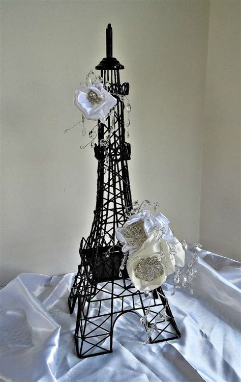 Eiffel Tower Wedding Decor by Decoration Eiffel Tower Parisian Centerpiece