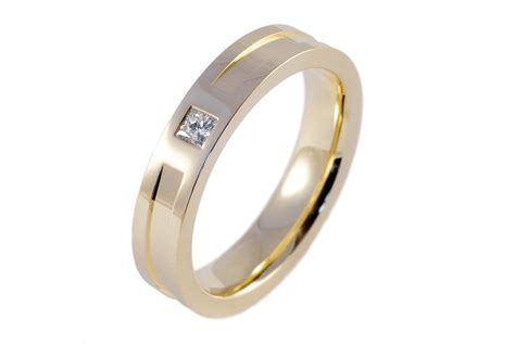 mens gold wedding ring weight ngagement rings finger mens
