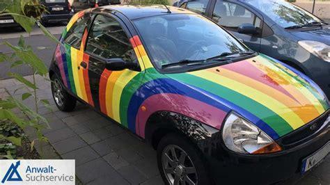 Auto Folie Oder Lackieren beklebtes auto was ist erlaubt beim lackieren oder folieren